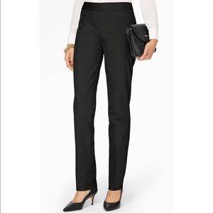 NWT Talbots Black Heritage Pants